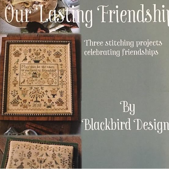 Our Lasting Friendship Cross Stitch Pattern