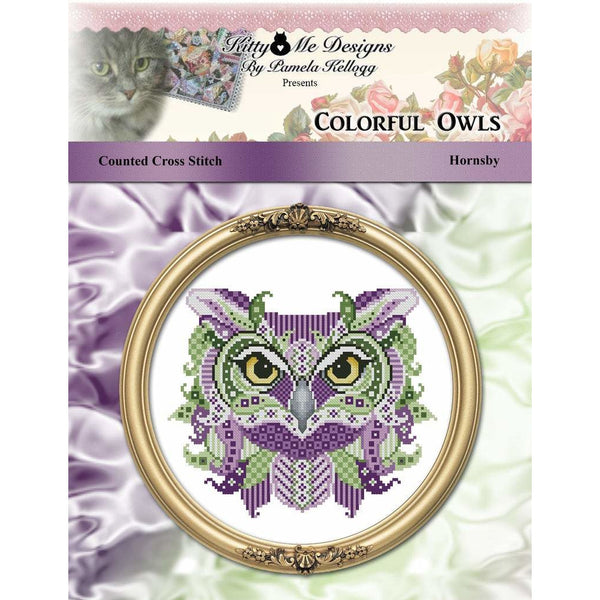 Colorful Owls - Hornsby Pattern