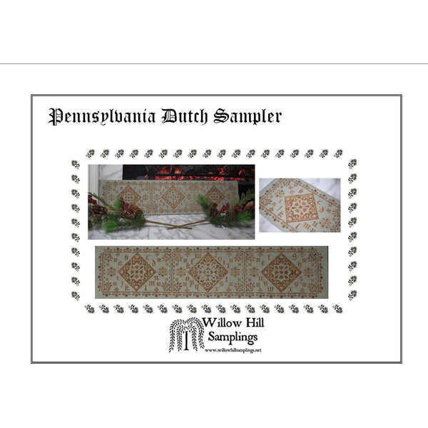 Pennsylvania Dutch Sampler Pattern