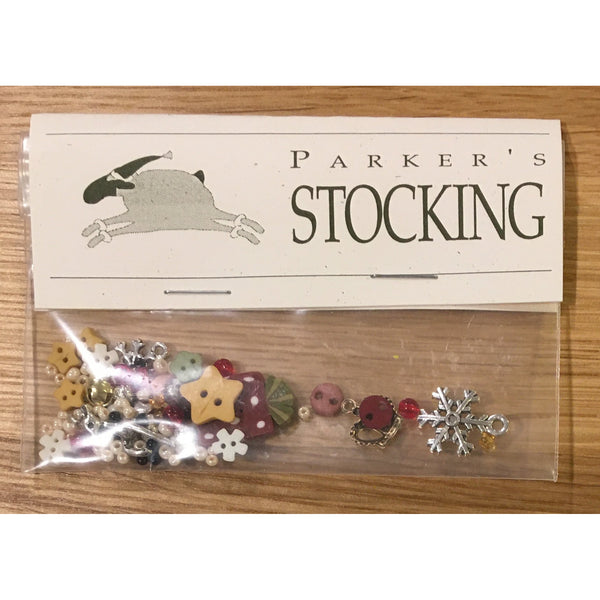 Parker's Stocking Embellishment Pack