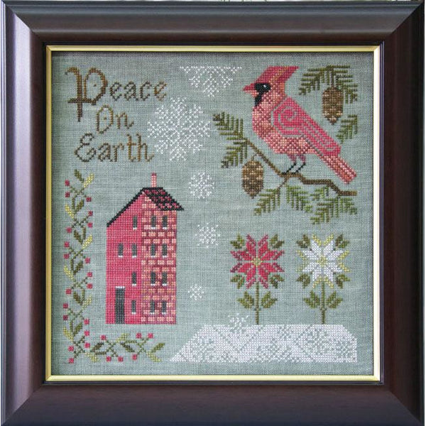 Peace on Earth Pattern