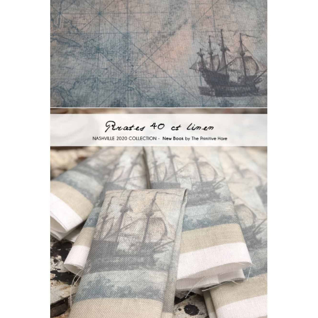 Pirates 40 ct. Linen