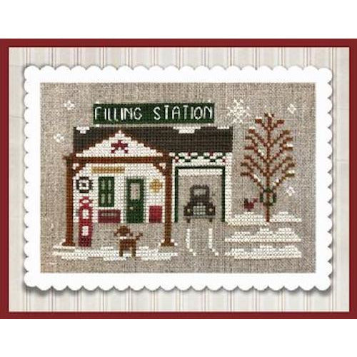 Hometown Holiday Series - 20 Pop's Filling Station