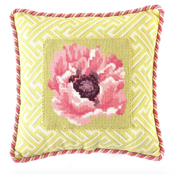 Poppy Mini Needlepoint Tapestry Kit