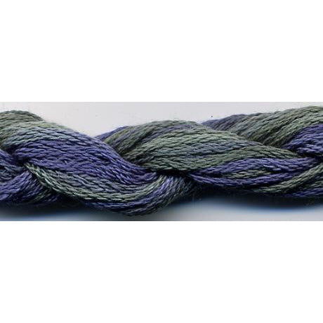 Daintree S-021 Dinky Dyes 6 Strand Spun Silk Embroidery Floss