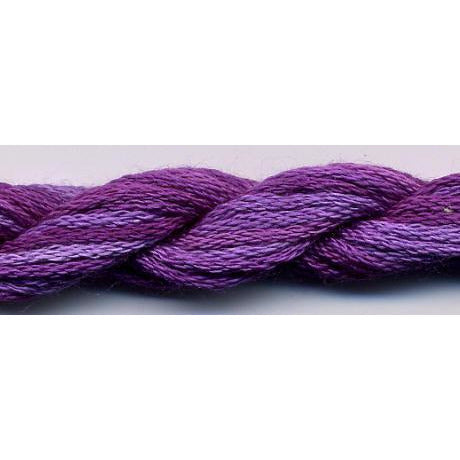 Amethyst S-023 Dinky Dyes 6 Strand Spun Silk Embroidery Floss