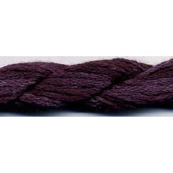 Native Plum S-057 Dinky Dyes 6 Strand Spun Silk Embroidery Floss