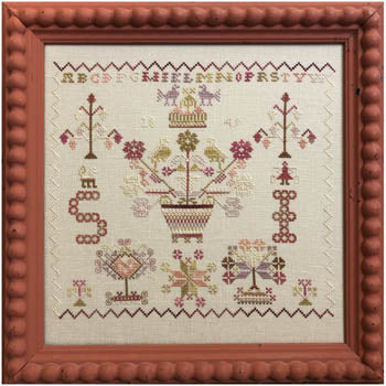 SI 1849 Reproduction Sampler Pattern