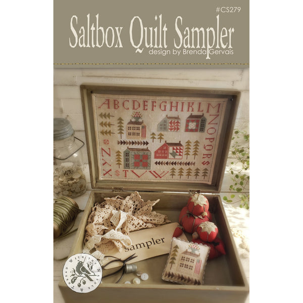 Saltbox Quilt Sampler Pattern