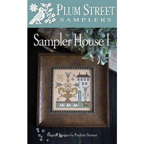 Sampler House I Pattern