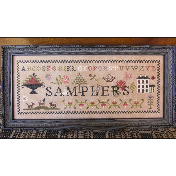 Samplers Sampler Pattern or Kit