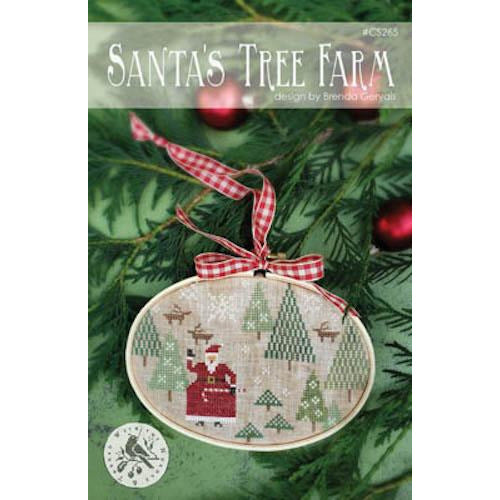 Santa's Tree Farm Pattern