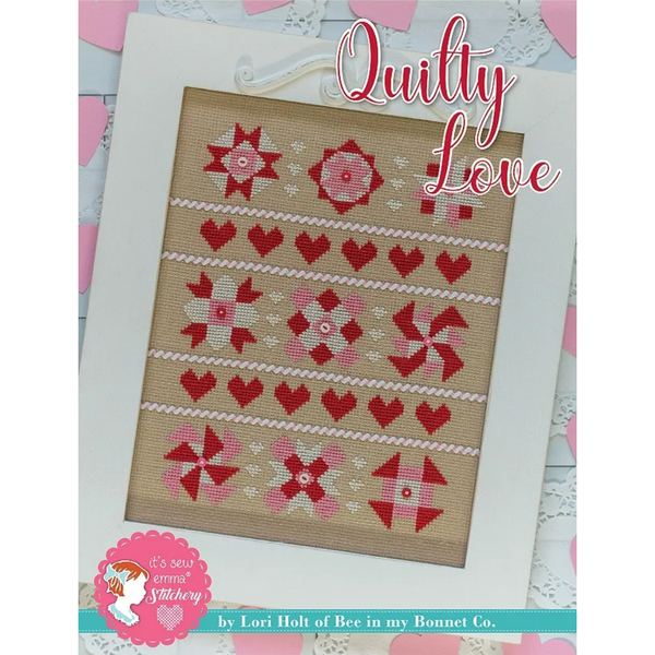 Quilty Love Pattern