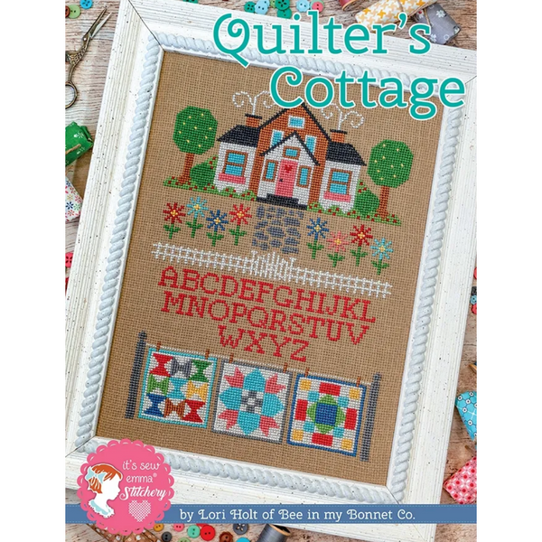 Quilter's Cottage Pattern