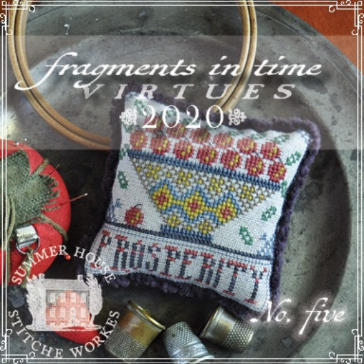Fragments in Time 2020 - Pattern Five Prosperity