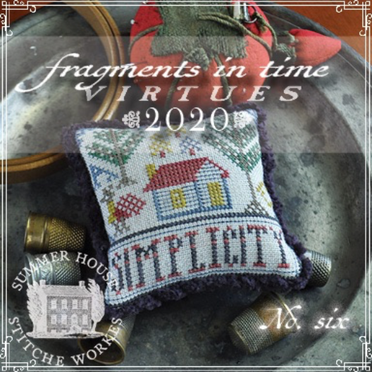 Fragments in Time 2020 - Pattern Six Simplicity