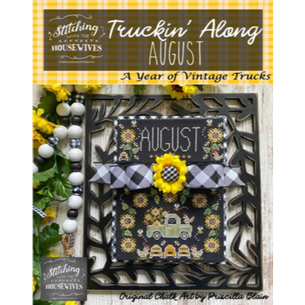 Truckin' Along - August Pattern