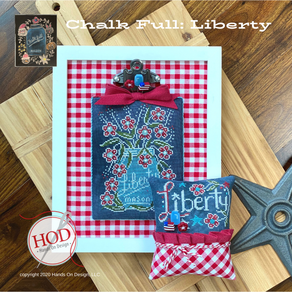 Chalk Full: Liberty Pattern