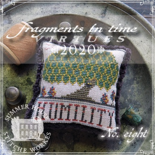 Fragments in Time 2020 - Pattern Eight Humility