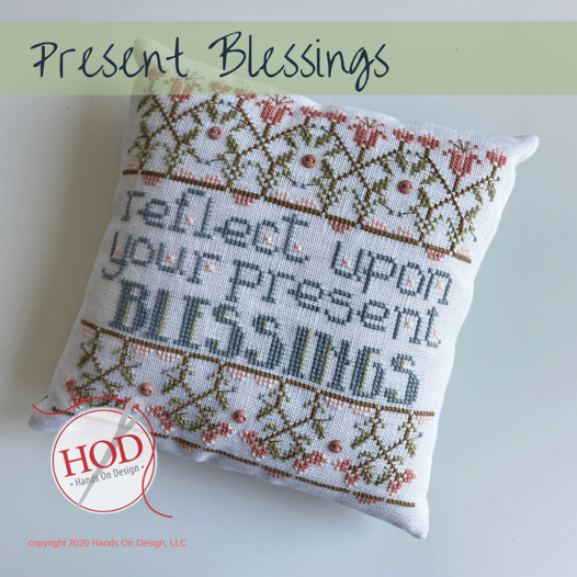 Present Blessings Pattern