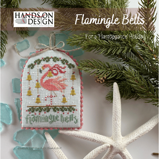 Flamingle Bells Pattern