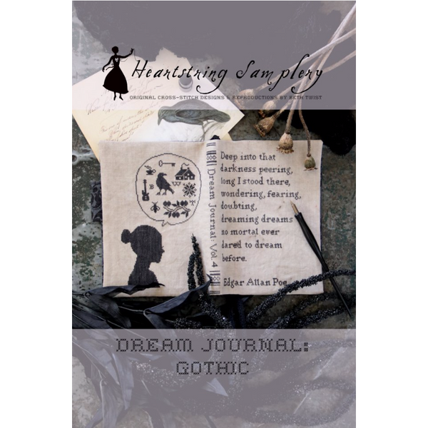 Dream Journal: Gothic Pattern
