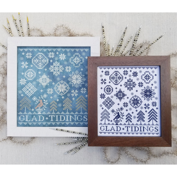 Quaker Snowflakes Pattern - Available 1st Week of November
