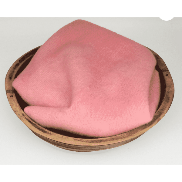 Blackberry Primitives ~ Rosy Martini Hand-Dyed Wool Fabric Textured
