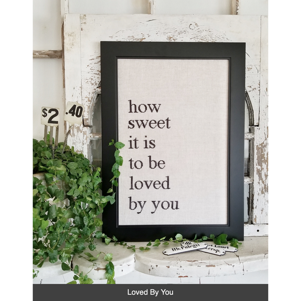 Loved By You Pattern