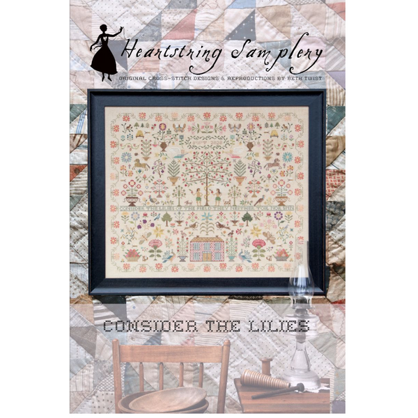 Consider the Lilies Sampler Pattern