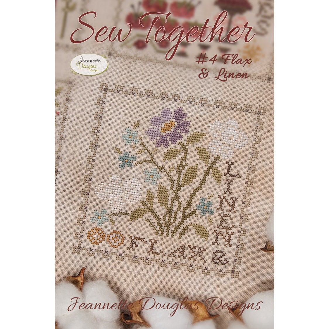 Sew Together #4 Flax & Linen Pattern