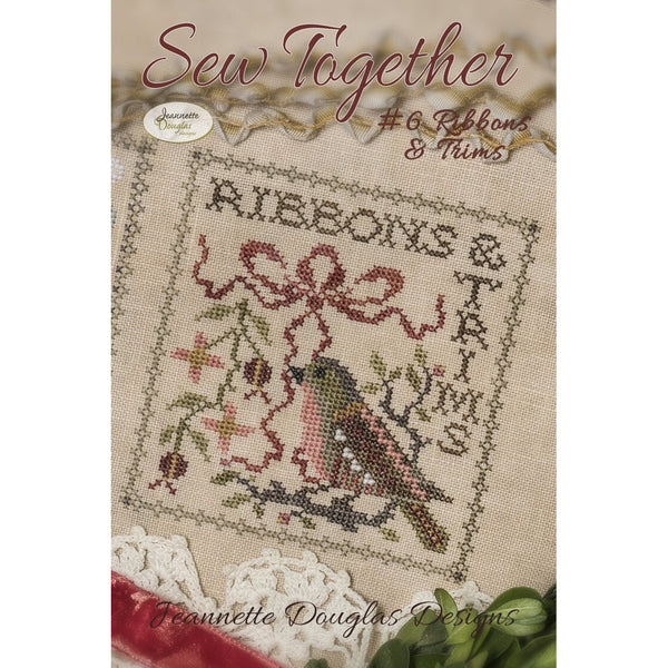 Sew Together #6 Ribbons & Trims Pattern