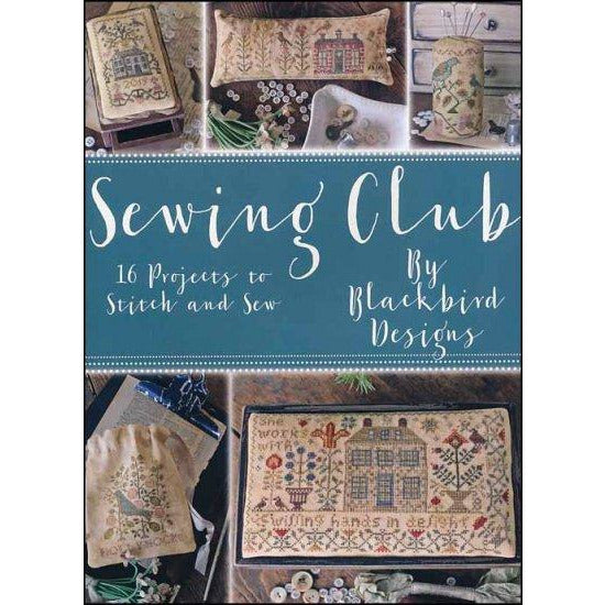 Sewing Club Pattern Book