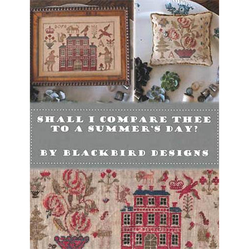 Shall I Compare Thee to a Summer's Day? Pattern Book