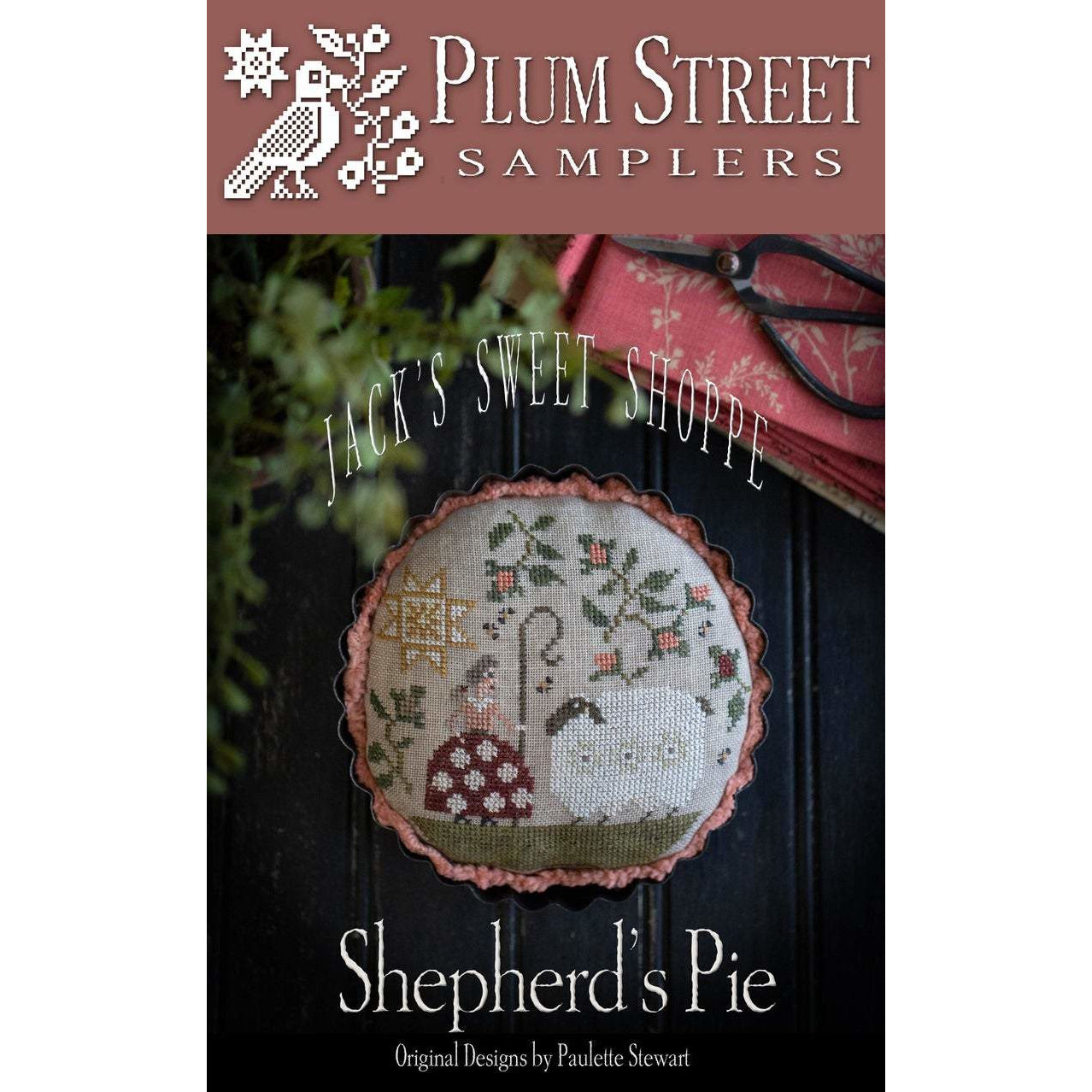Shepherd's Pie - Jack's Sweet Shoppe Pattern