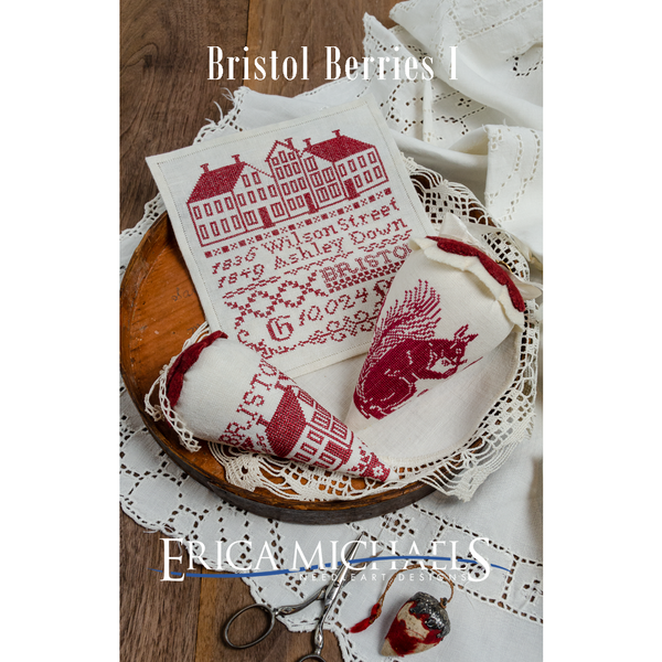Erica Michaels ~ Bristol Berries I Pattern EXPO PRE-ORDER