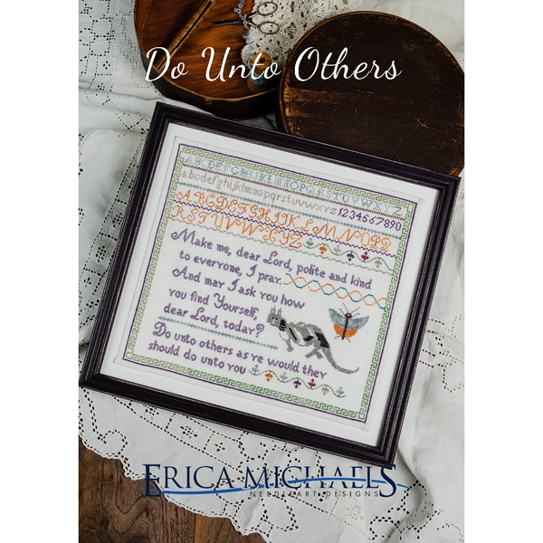 Erica Michaels ~ Do Unto Others Pattern EXPO PRE-ORDER