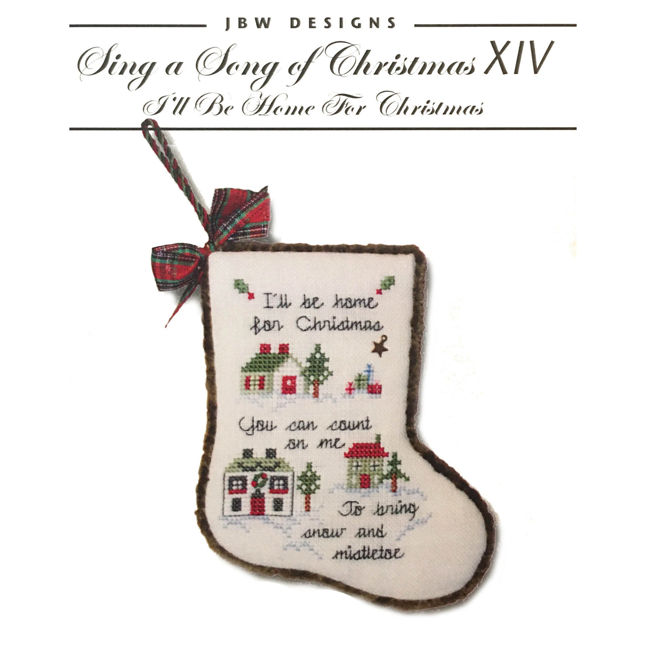 Sing a Song of Christmas XIV: Home for Christmas Pattern