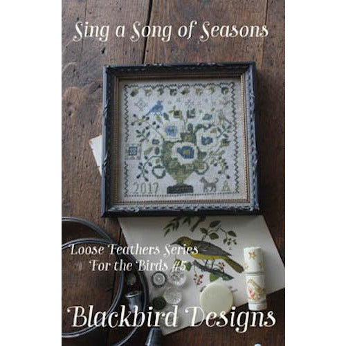For the Birds 5 - Sing a Song Seasons Pattern