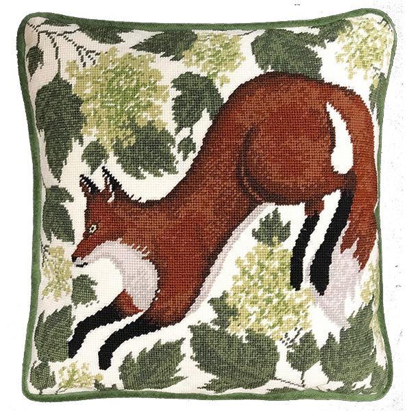 Spring Fox Tapestry Kit
