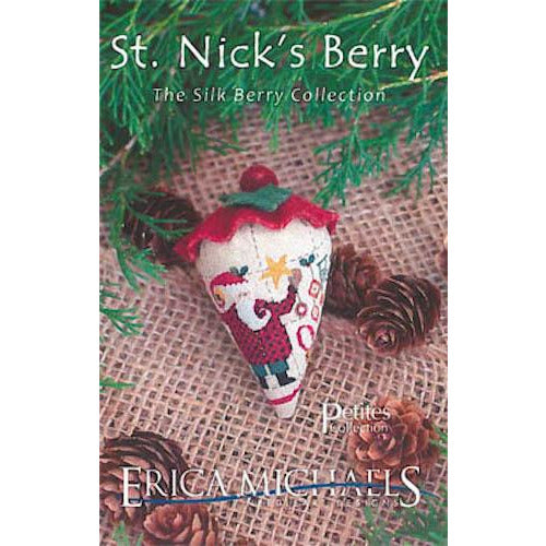 St. Nick's Berry Pattern - Silk Collection