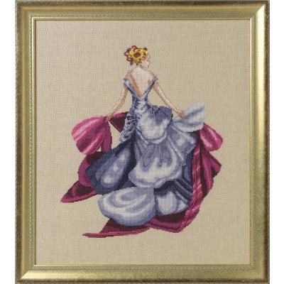 Starlet Cross Stitch Pattern