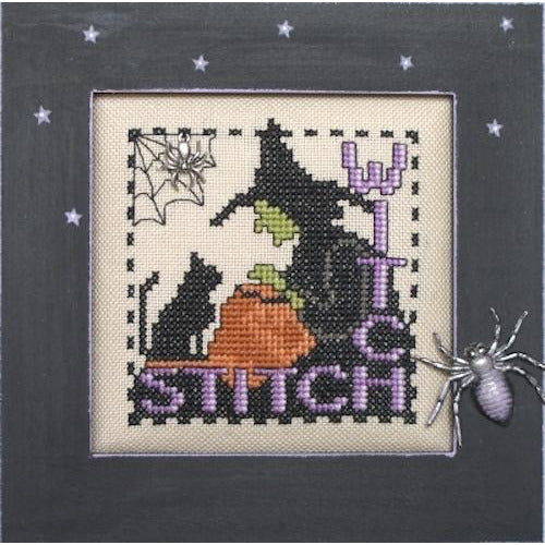 Word Play: Stitch Witch Pattern
