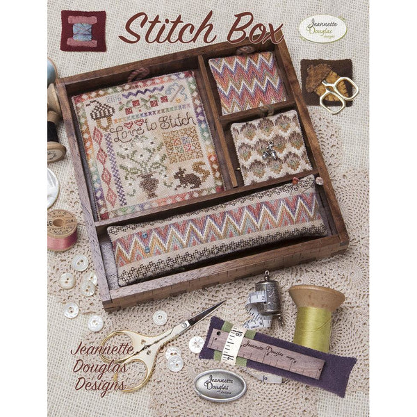 Stitch Box Pattern