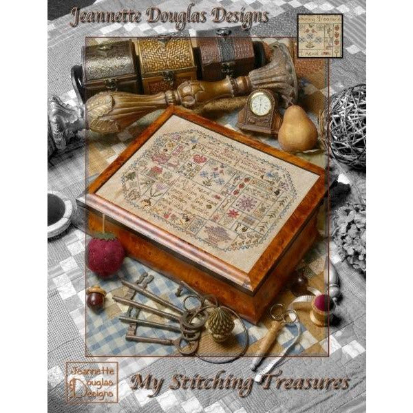 My Stitching Treasures Pattern