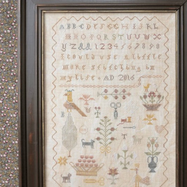 The Stitching Life Cross Stitch Pattern