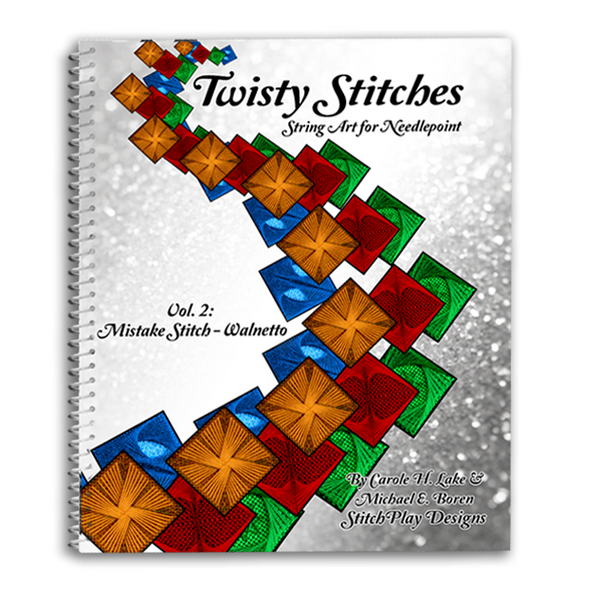 Twisty Stitches Vol. 2 Pattern Book