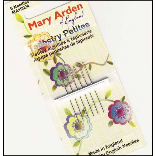 Mary Arden Tapestry Petites Size 24 Needles