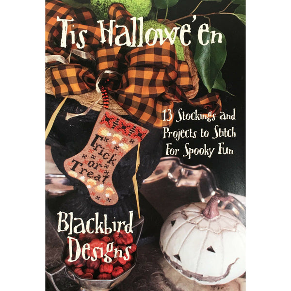 Tis Halloween Stockings Pattern Book