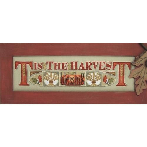 Charmed: Tis the Harvest Cross Stitch Pattern